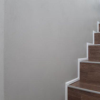 Pohledový beton schodiště