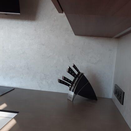 dekorativní stěrka benátský štuk