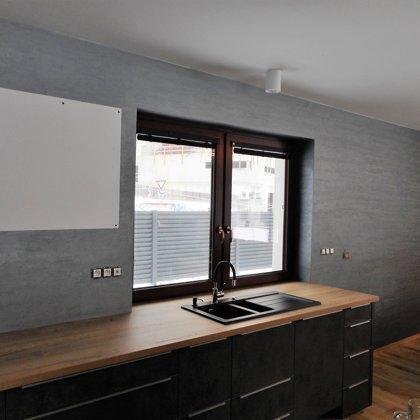 Dekorativní stěrka kuchyň