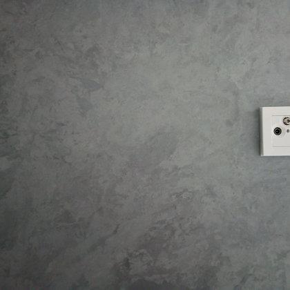 Dekorativní stěrka kuchyň, detail