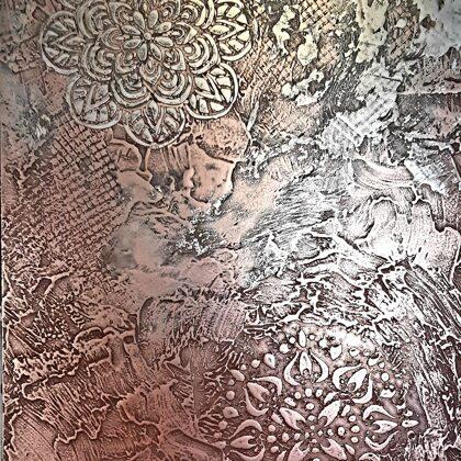 Metalická stěrka- tekutý kov hliník